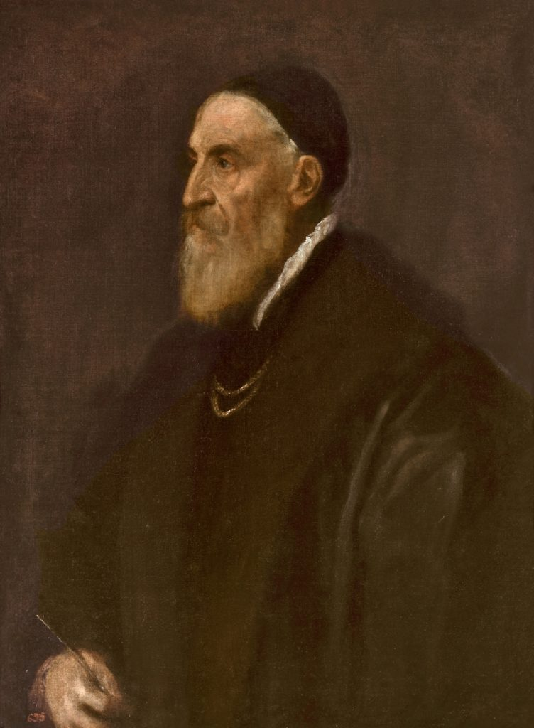 Self-portrait-titian